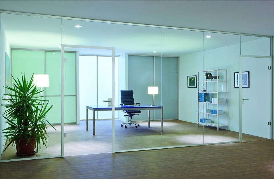 Büro: Sinsheimer Glas